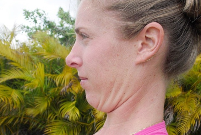 Exercise For Neck And Jaw Line