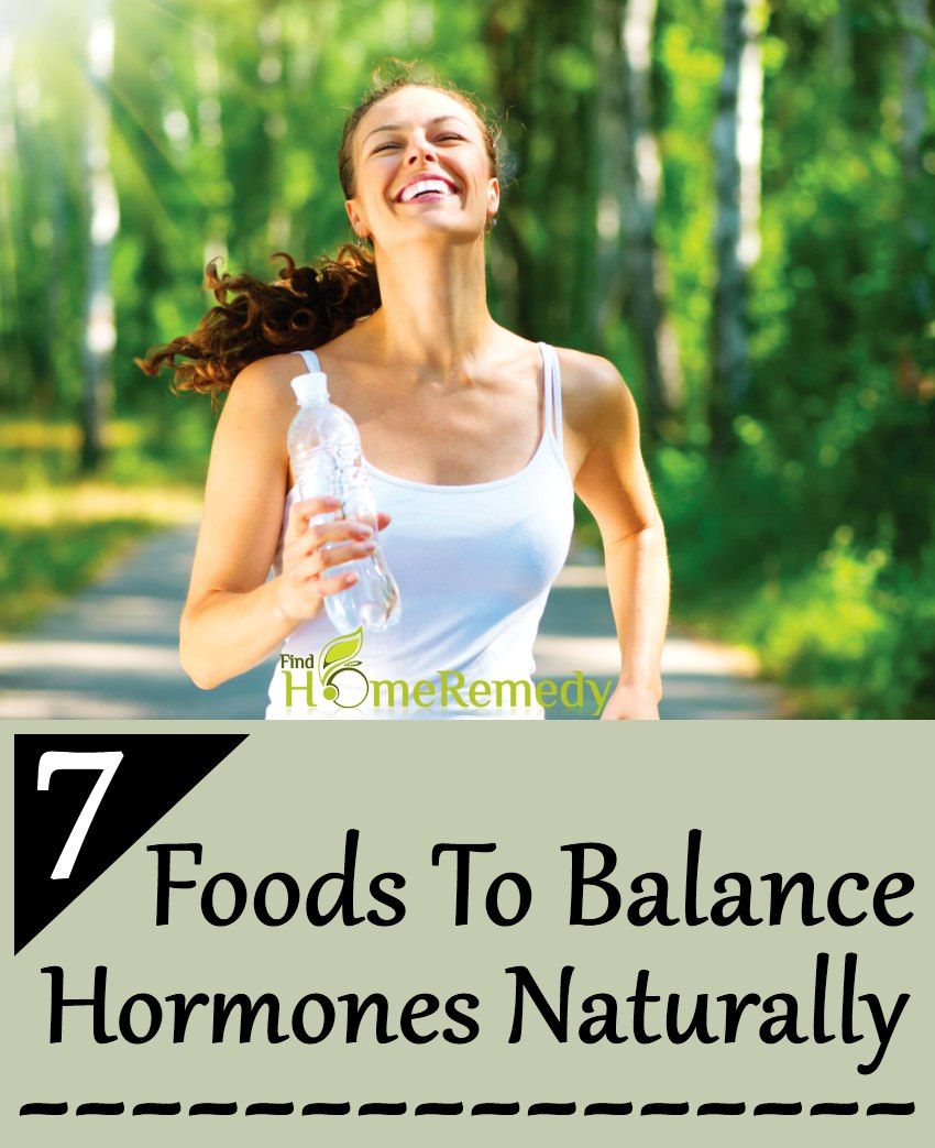 7 Foods To Balance Hormones Naturally