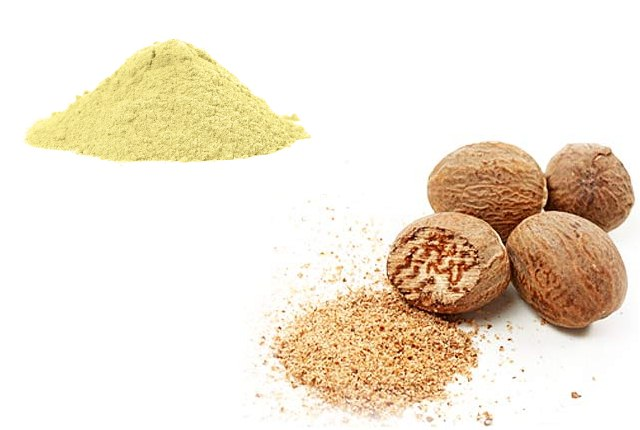 Nutmeg And Lentil Powder