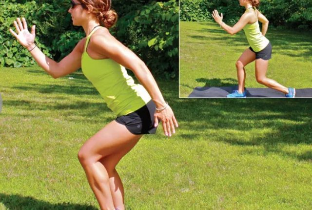 Squat And Run