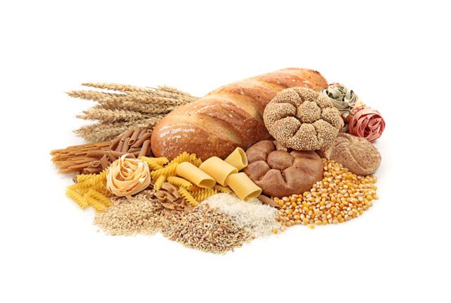 Limit Starchy Food Intake