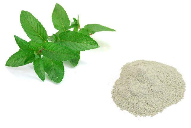 Mint And Clay Powder Facial