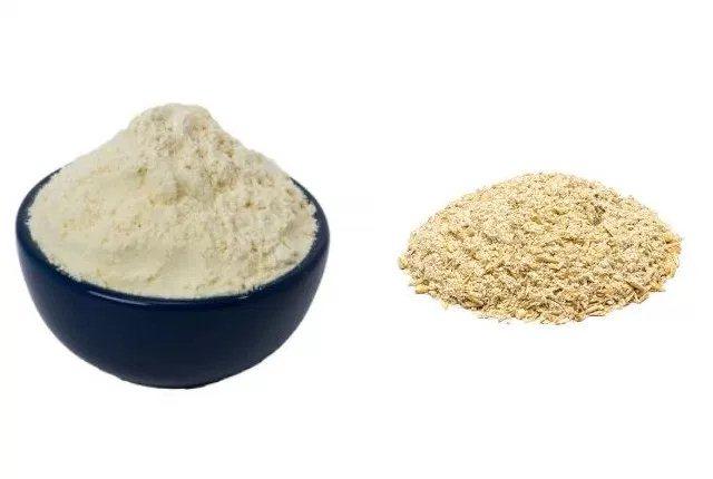Oatmeal And Gram Flour