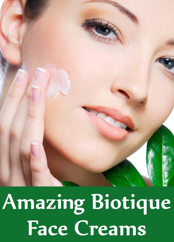 Biotique Face Creams