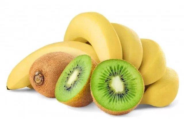 Banana Peel And Kiwi Pack