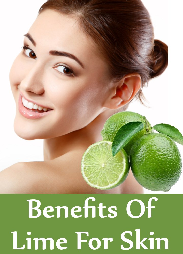 7 Benefits Of Lime For Skin