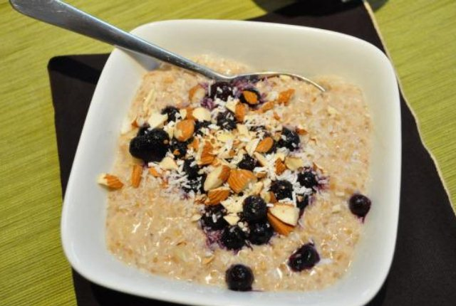 Chilled Healthy Oats Meal