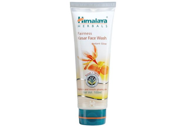 Himalaya Fairness Kesar Face Wash