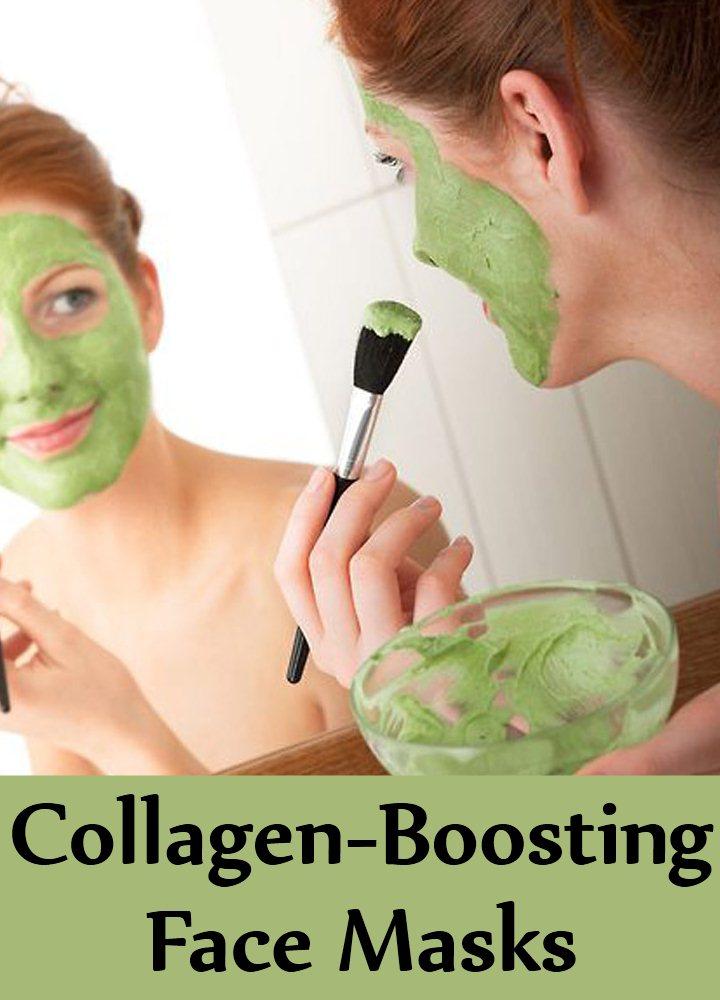 Homemade Collagen-Boosting Face Masks