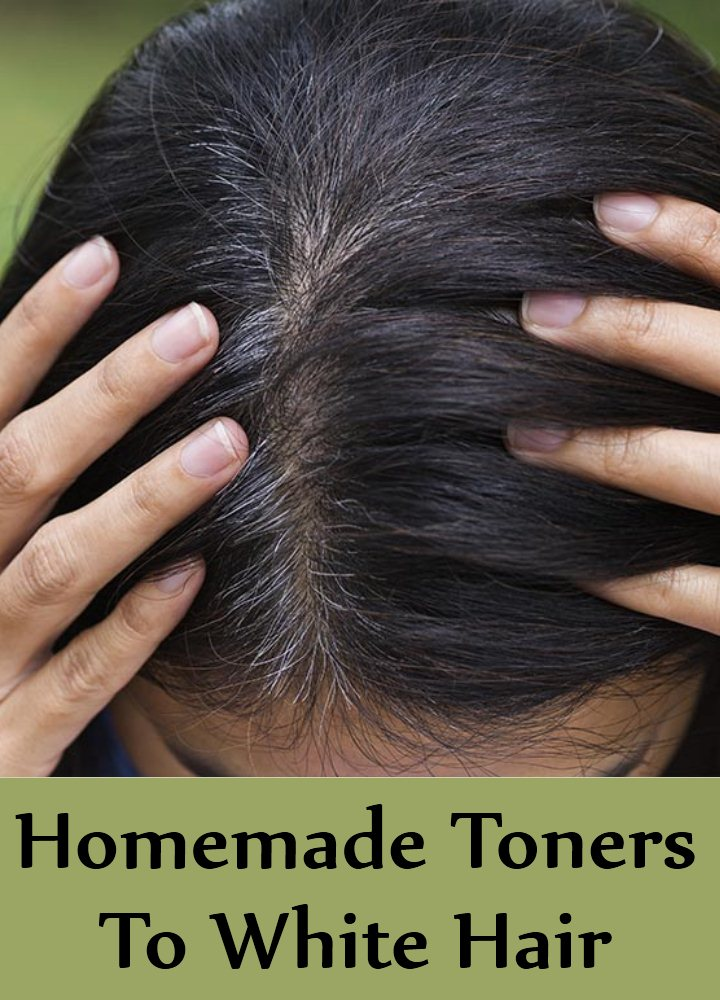 7 Best Homemade Toners To White Hair