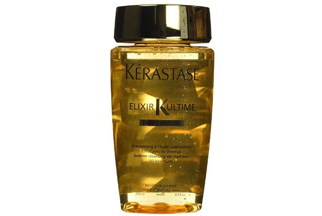 Kerastase Elixir K Ultime Sublime Cleansing Oil Shampoo