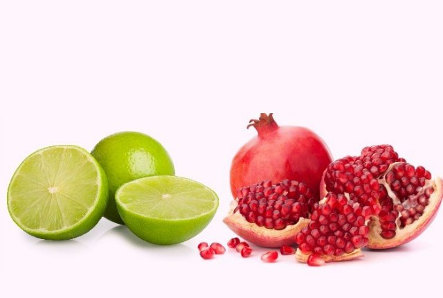 Pomegranate And Lime Mask
