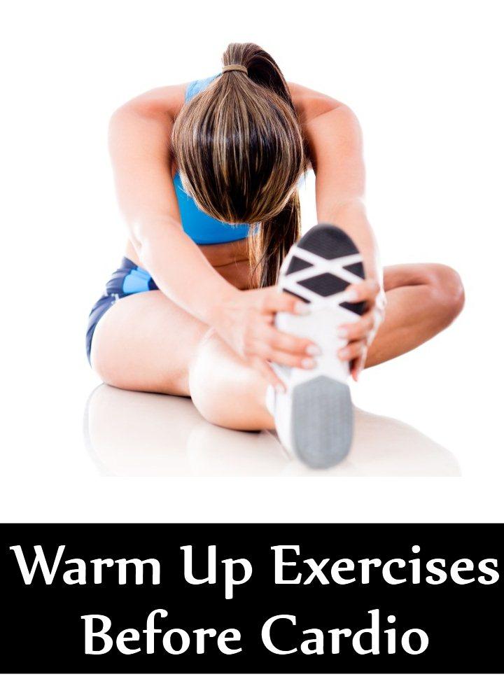 7 Warm Up Exercises Before Cardio