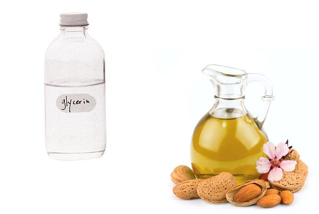 Almond Oil With Glycerin