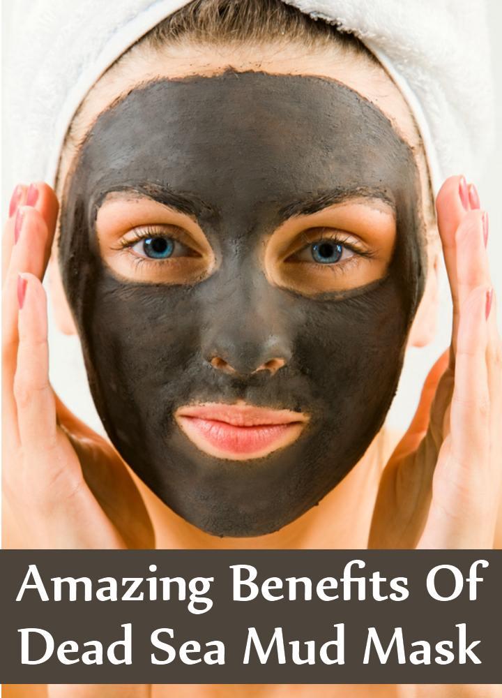 7 Amazing Benefits of Dead Sea Mud Mask
