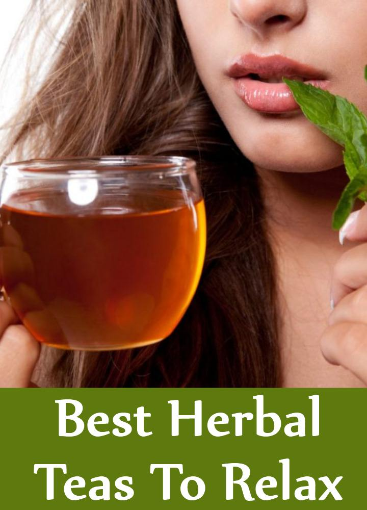 Herbal Teas To Relax