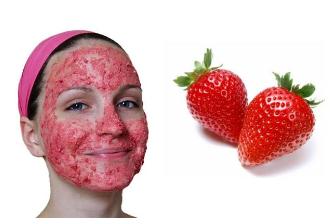 5 Incredible Strawberry Face Masks For Rejuvenated Skin | Find Home Remedy  & Supplements