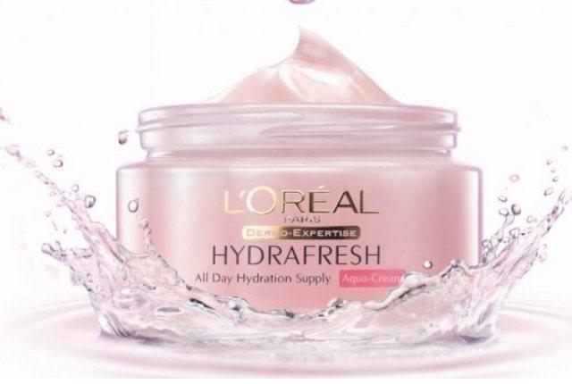 L'Oreal Paris Hydrafresh Aqua Cream