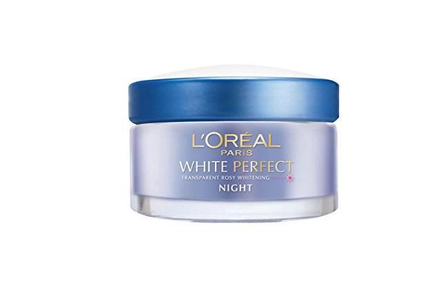 L'Oreal Paris White Perfect TRW Night Cream