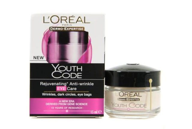 L'Oreal Youth Code Eye Cream