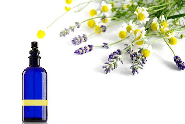 Lavender & Chamomile Soothing Mist