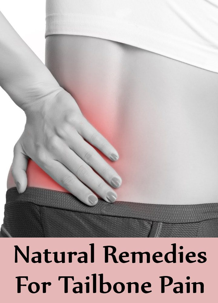 Natural Remedies For Tailbone Pain