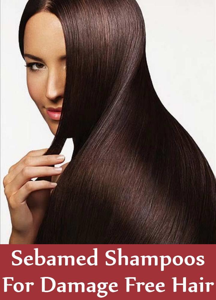 Sebamed Shampoos For Damage Free Hair