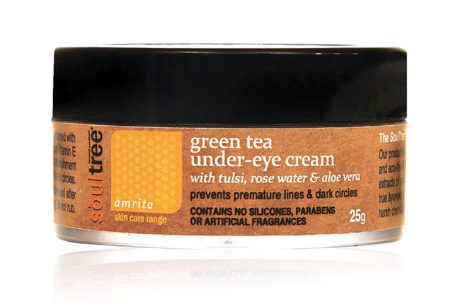 Soultree Green Tea Under Eye Cream