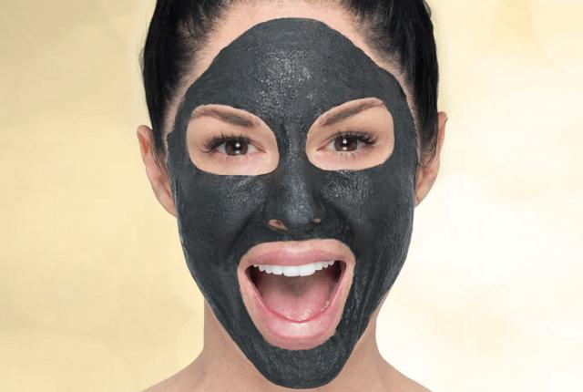 Charcoal As A Detox Mask For Nourishment