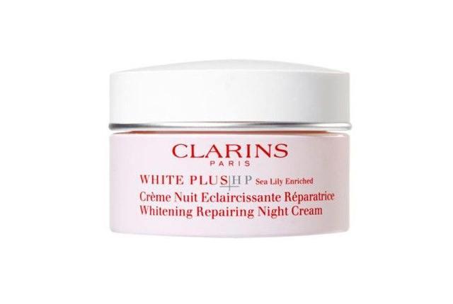 Clarins White Plus Whitening Repairing Night Cream
