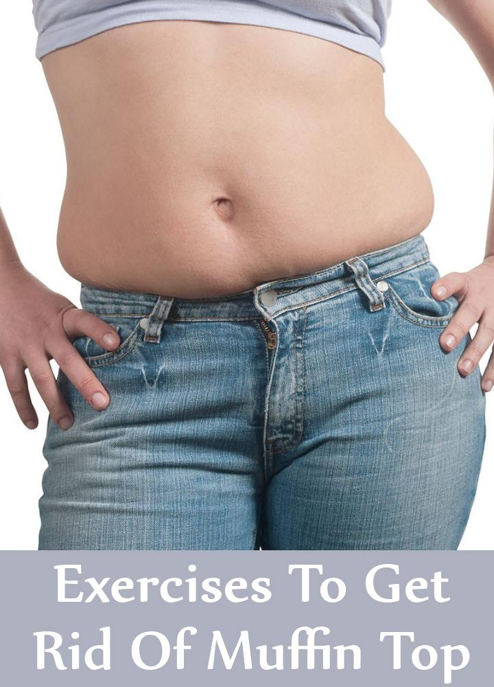 5 Best Exercises To Get Rid Of Muffin Top
