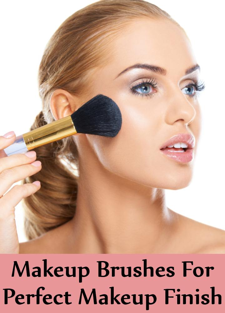 8 Best Makeup Brushes For Perfect Makeup Finish