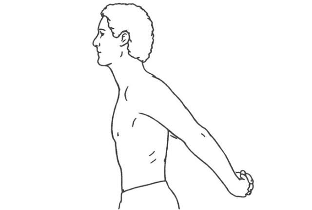 Shoulder Extension