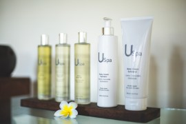 U Spa by Constance: Natural Wellness Body Care Inspired by The Indian Ocean