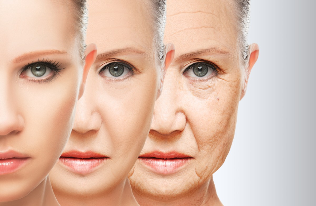 How the Shape of Your Face Can Play a Role When it Comes to Aging