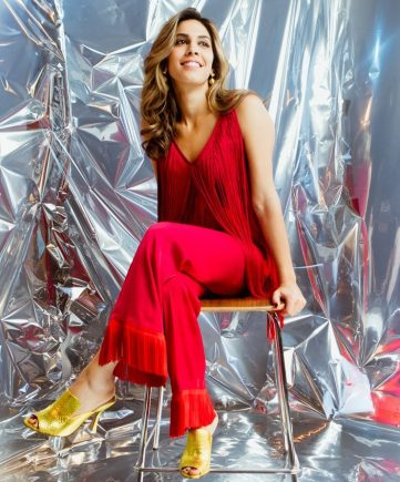 Level Shoes: Dynamic Women Embracing Their Inner Dancing Queen