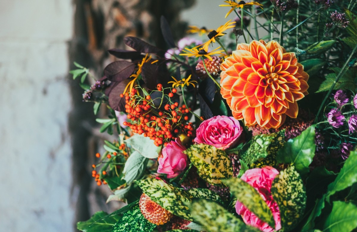 3 Floral Style Trends that Will Dominate 2018