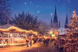 Amazing Christmas Markets That Will Blow Your Mind Off