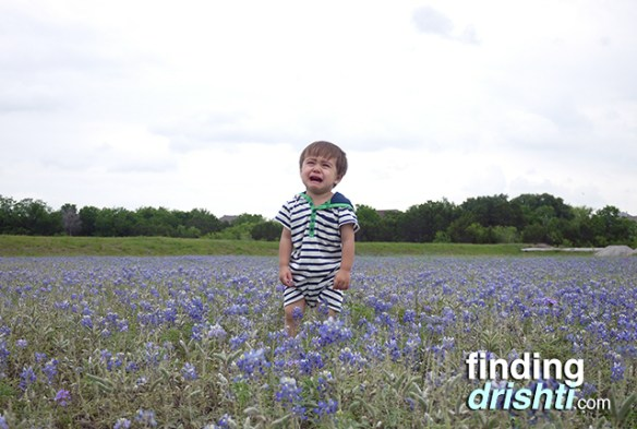 findingdrishti-kid-crying-bluebonnets