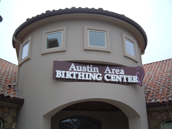 Photo source: Austin Area Birthing Center South