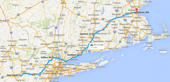 bethlehem-to-boston-route