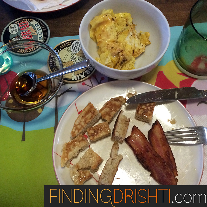 findingdrishti-morning-breakfast