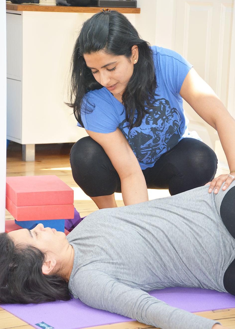 Yoga Classes, Ealing