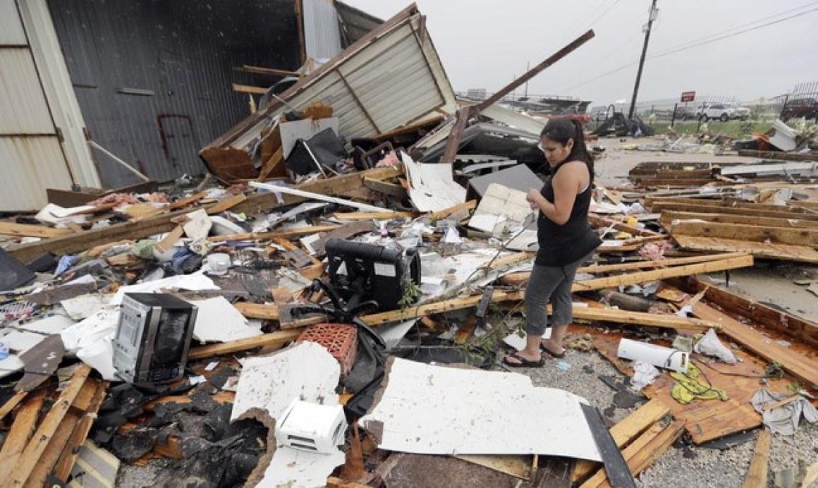 hurricanes-Hurricane Harvey aftermath