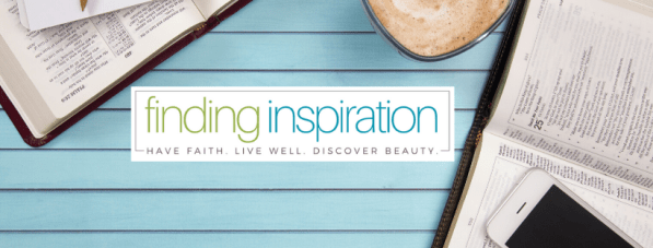 NEW Finding Inspiration Facebook Cover