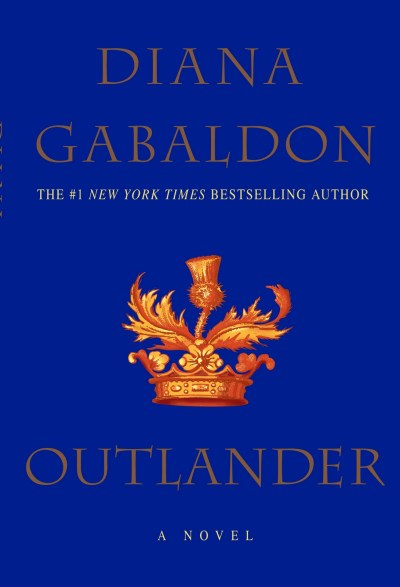 Read something new 25 books in 8 genres - Outlander by Gabaldon
