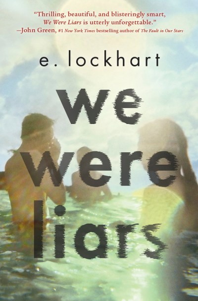Read something new with 25 books in 8 different genres - We Were Liars