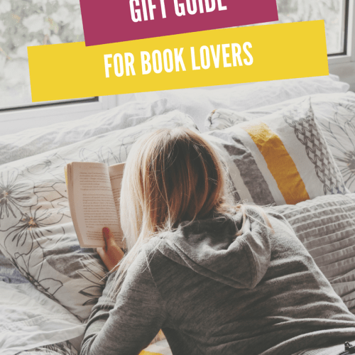 Gift Guide for book lovers