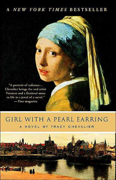 Read something new 25 books in 8 genre - Girl with the pearl earing