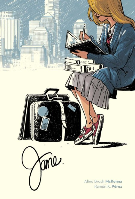 Jane by Aline McKenna. Cover
